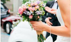 Un ramo de flores para cada novia