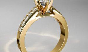 ¿Por qué el anillo de compromiso se usa en el cuarto dedo?