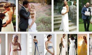 6 consejos para novias embarazadas