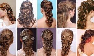 El peinado de boda ideal